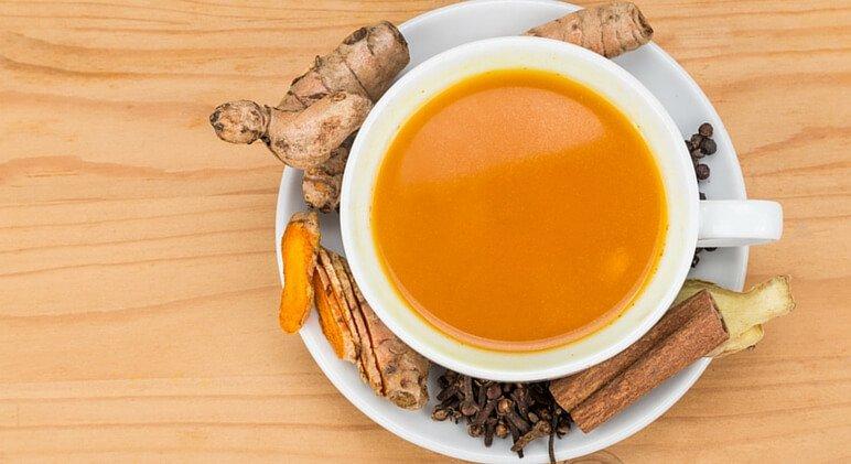 turmeric tea - KURKUMA TOP 3 MANIEREN WAAROP HET HELPT BIJ DE SPIJSVERTERING